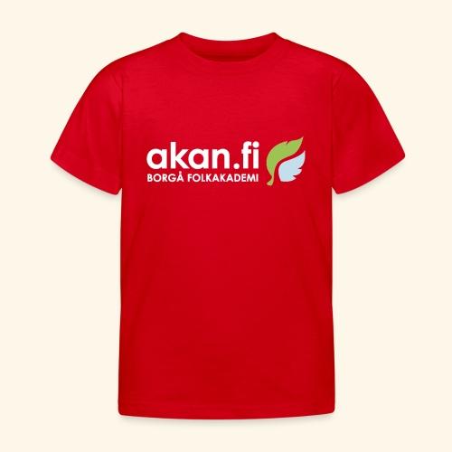 Akan White - T-shirt barn