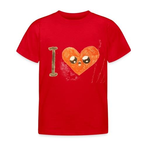 Kids for Kids: heart - Kinder T-Shirt