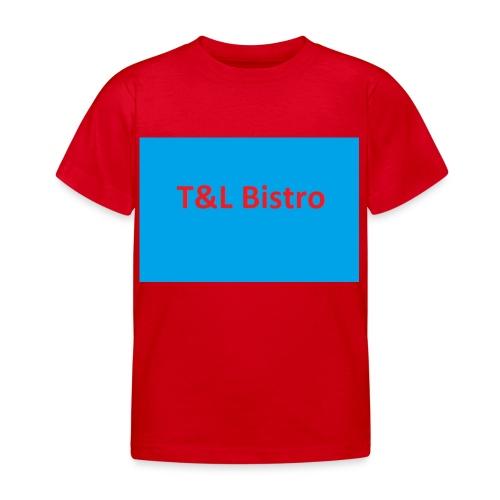 TulBistro - Kinder T-Shirt
