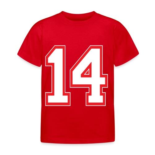 DANNIEB 14 - Maglietta per bambini