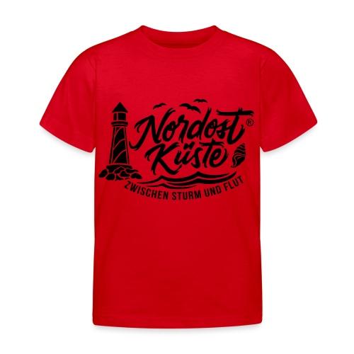 Nordost Küste Logo #6 - Kinder T-Shirt