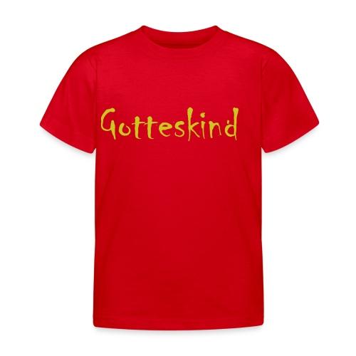 Gotteskind - Kinder T-Shirt