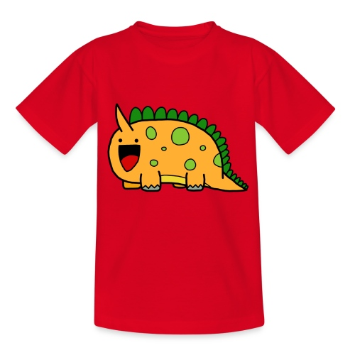 cute-dinosaur-clipart-panda-free-clipart-images-Yj - Maglietta per bambini