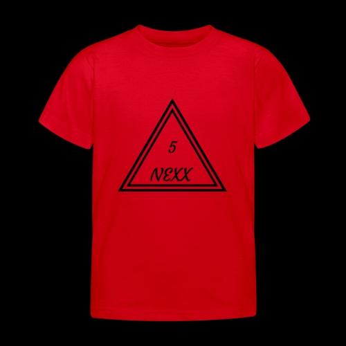 5nexx triangle - Kinderen T-shirt