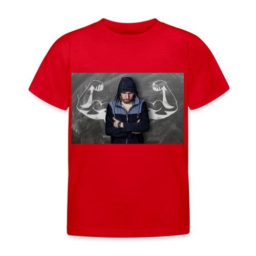 Power - Kinder T-Shirt