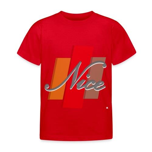 Nice - Kinder T-Shirt