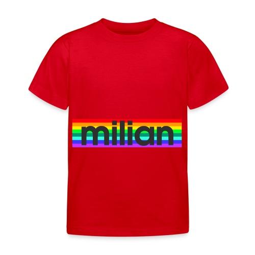 milian - Kinder T-Shirt