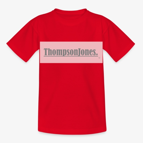 Label ThompsonJones - Kinder T-Shirt