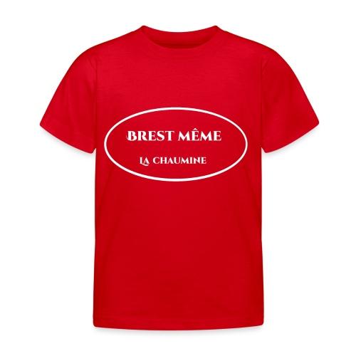 brest meme - T-shirt Enfant
