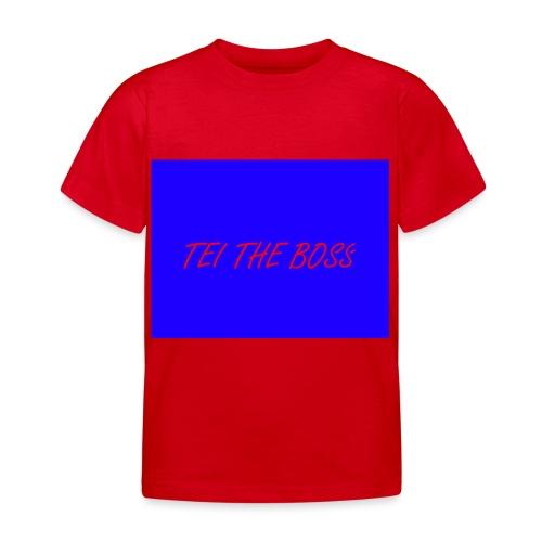 BLUE BOSSES - Kids' T-Shirt
