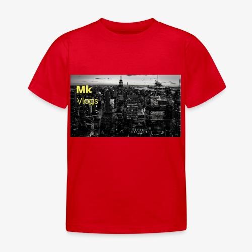 MK VLOGS 9 - Kids' T-Shirt
