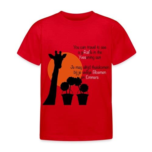 WimTshirtAF - Kinderen T-shirt