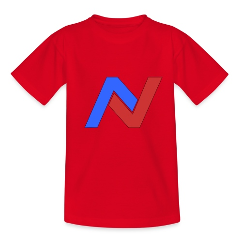 Noby N-Logo Merch - Kinder T-Shirt