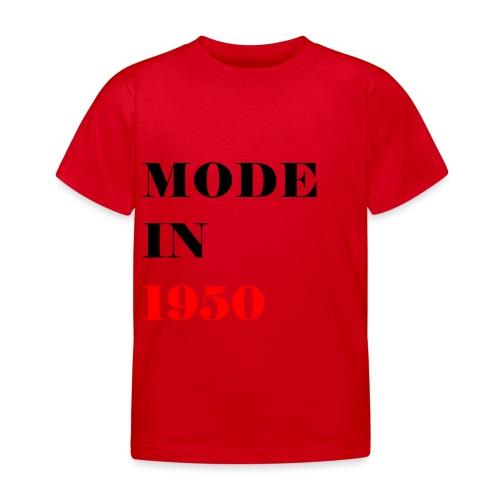 MODE IN 150 - Kids' T-Shirt