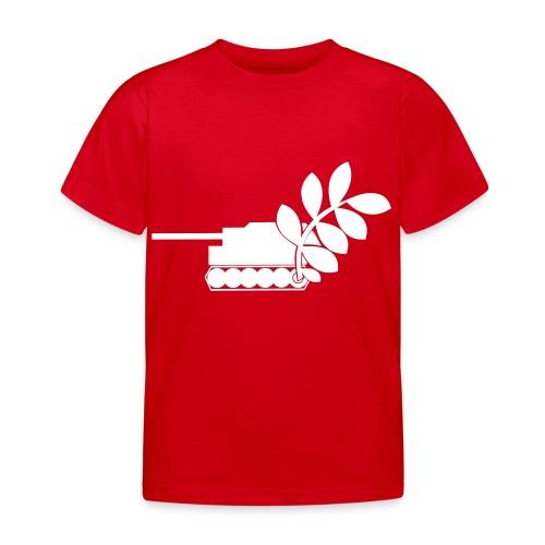 Global Campaign on Military Spending Logo v1 - Kids' T-Shirt