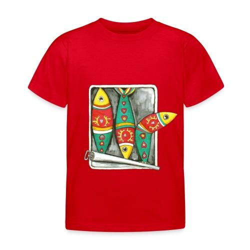 Les sardines du Portugal - T-shirt Enfant