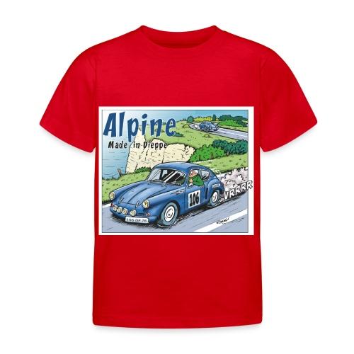 Polete en Alpine 106 - T-shirt Enfant