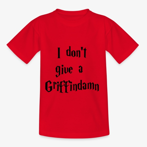 Novelty Wizard Slogan - Kids' T-Shirt