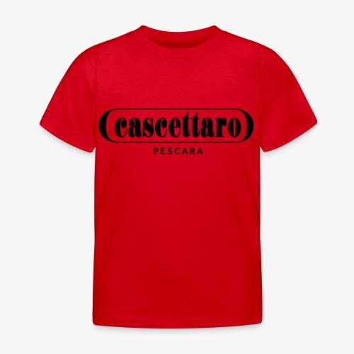 Cascettaro - Maglietta per bambini
