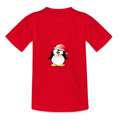 Mr Penguin - Kids' T-Shirt