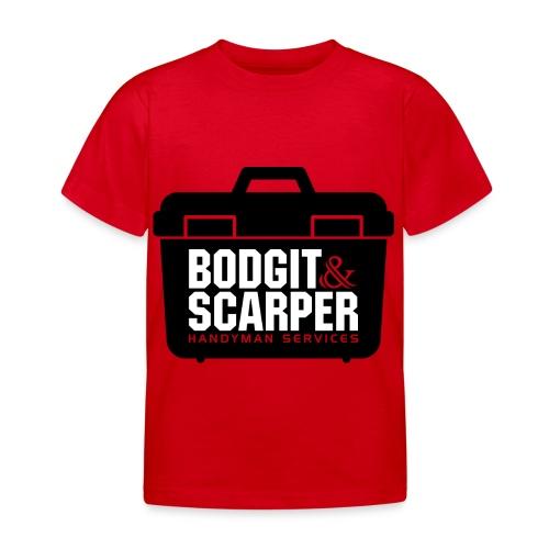 Bodgit & Scarper - Kids' T-Shirt