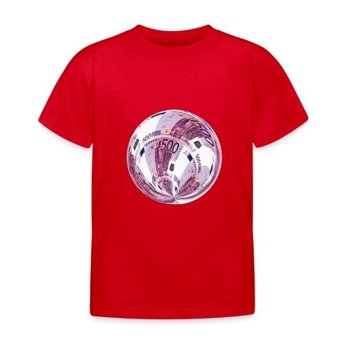 euro 500 schein - Kinder T-Shirt