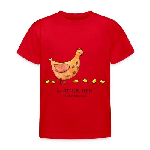 Maman poule - T-shirt Enfant