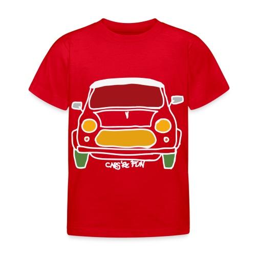 Voiture ancienne anglaise - T-shirt Enfant