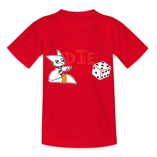 DIE - Kids' T-Shirt