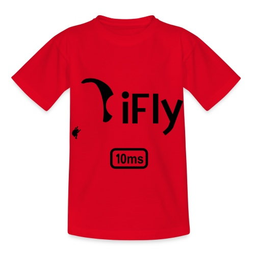 Paragliding iFly 10ms - Kids' T-Shirt