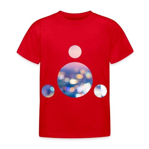 BULLES - CERCLE - T-shirt Enfant