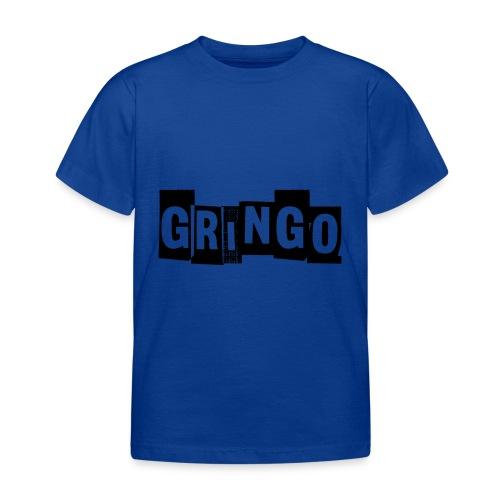 Cartel Gangster pablo gringo mexico tshirt - Kids' T-Shirt
