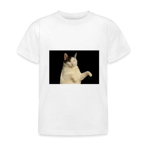 Kitty cat - Kinderen T-shirt