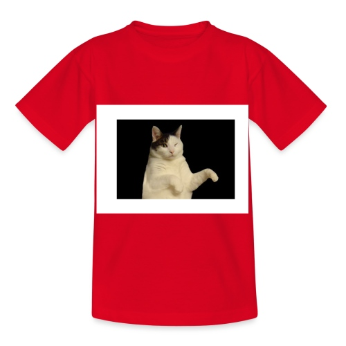 Kitty cat - Kinderen T-shirt