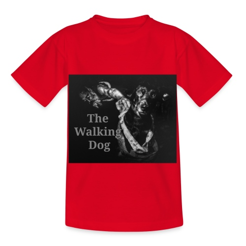 The Walking Dog - Kinder T-Shirt