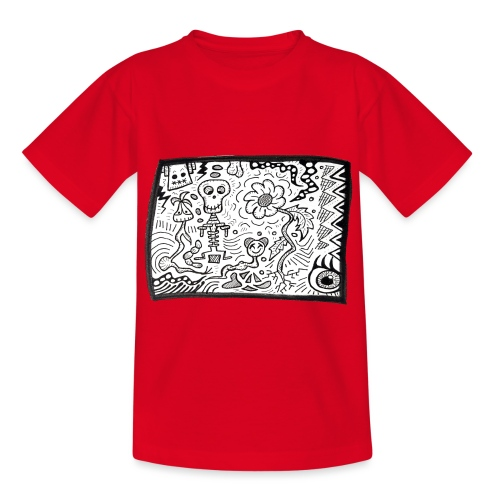 CrazyBunch - T-shirt Enfant