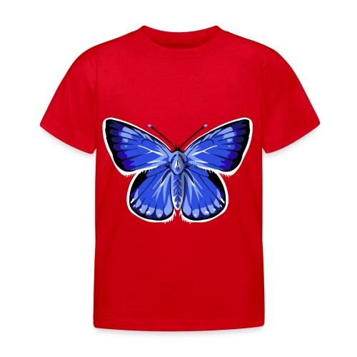 vlinder2_d - Kinderen T-shirt