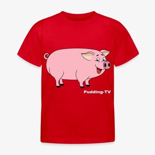 Gris - T-skjorte for barn