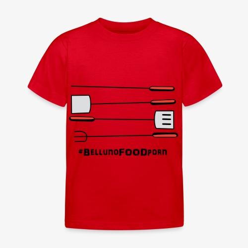 BBQ Belluno - Maglietta per bambini
