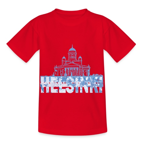 Helsinki Cathedral - Kids' T-Shirt