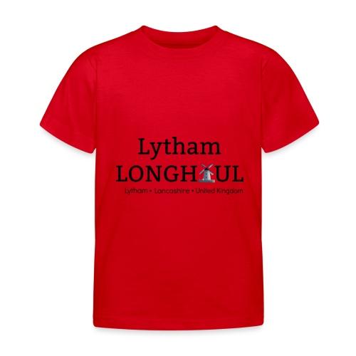 Lytham Longhaul Classic Logo - Kids' T-Shirt