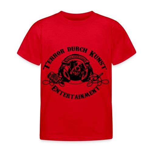 tdklogoschwarz 3 - Kinder T-Shirt