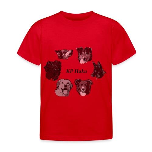 Tintti - Lasten t-paita