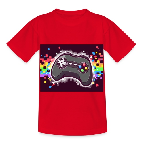 Gaming controller - Kinder T-Shirt