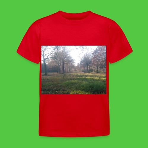 La nature quel bonheur - T-shirt Enfant