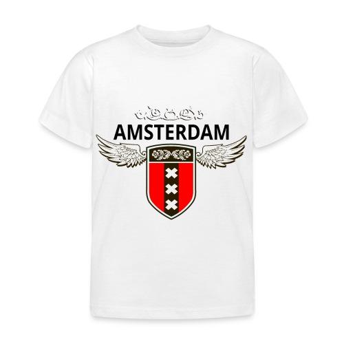 Amsterdam Netherlands - Kinder T-Shirt