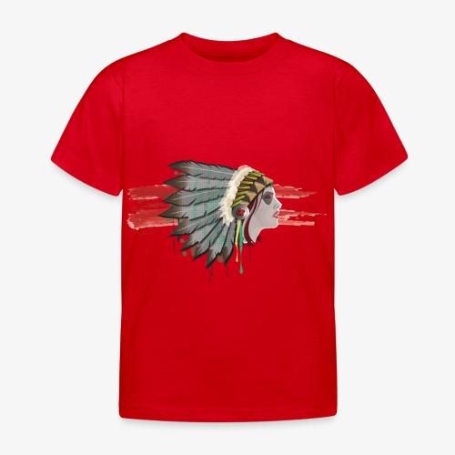 Native american - T-shirt Enfant