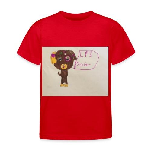 Little pets shop dog - Kids' T-Shirt