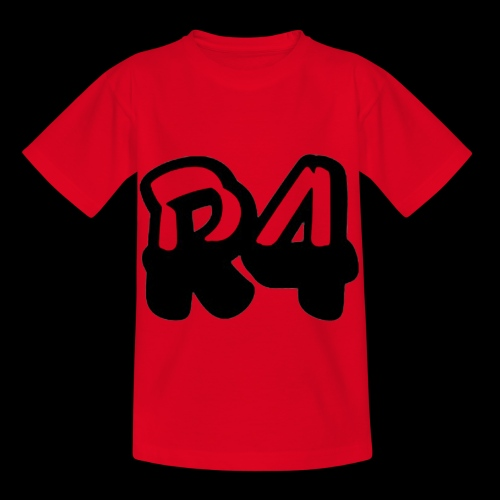 R4KS1NG logo - Maglietta per bambini