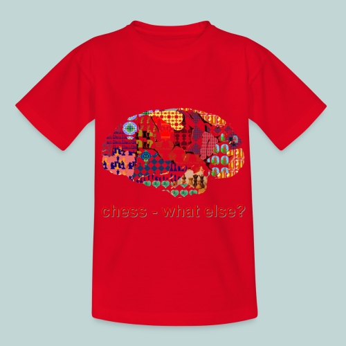 chess_what_else - Kinder T-Shirt